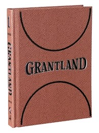 Grantland Quarterly Book Cover: Order one today at http://www.mcsweeneys.net/grantland
